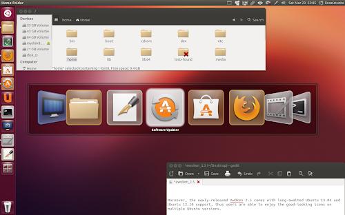 AwOken 2.5 su Ubuntu