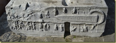 Istanbul Obelisk Theodosius frieze