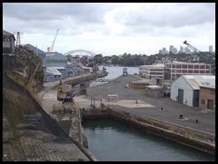 Australia, Sydney, Cockatoo Island, December 2012 (2)