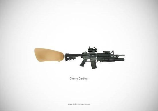 Armas famosas (10)