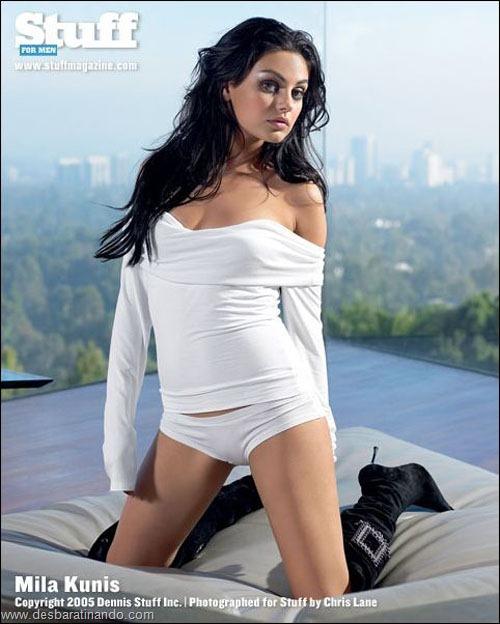 mila kunis linda sensual sexy pictures photos fotos best desbaratinando  (8)