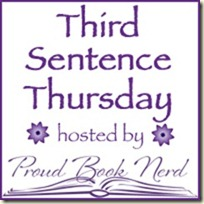 Third-Sentence-Thursday