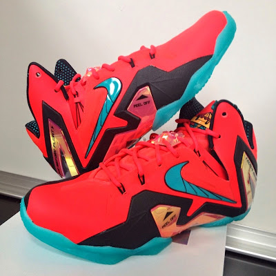 nike lebron 11 ps elite hero 2 09 Release Reminder: Nike LeBron 11 Elite Hero ($275)