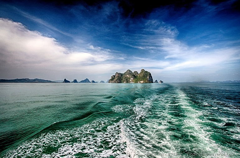 Islands of Ao Phang Nga National Park Thailand 2