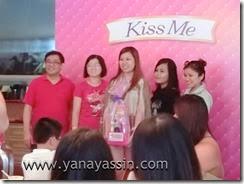 Kosmetik Kiss Me 132