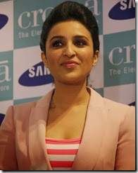 Parineeti Chopra launches Samsung Galaxy Note 3 Photos