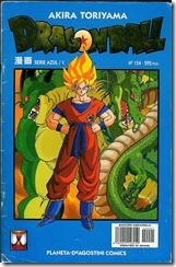 P00143 - Dragon Ball Nº154 por Pep