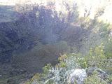 Crater next to Rengganis peak, Argopuro (Dan Quinn, December 2012)