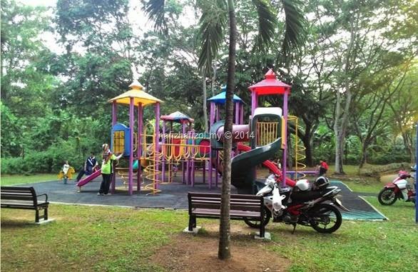Taman Rekreasi Best di Putrajaya