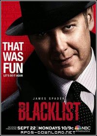5420ea7eee045 The Blacklist S02E05 Legendado RMVB + AVI HDTV