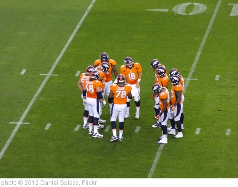 'Denver Broncos vs Seattle Seahawks' photo (c) 2012, Daniel Spiess - license: http://creativecommons.org/licenses/by-sa/2.0/