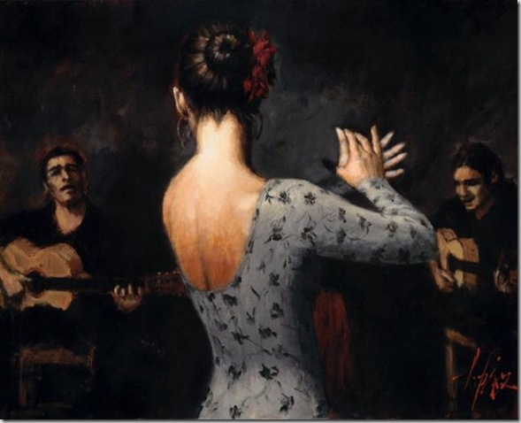 Fabian Perez 1967 - Argentine Figurative painter - Reflections of a Dream - Tutt'Art@ (50)