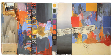 jasper johns according to what