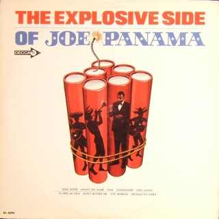 JOE PANAMA  the explosive side  F