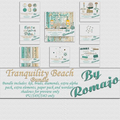Tranquility Beach - Bundle