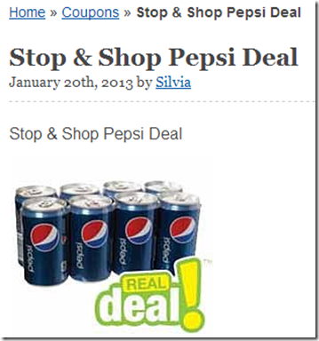 stop_&_shop_real_deal_pepsi_coupon_sale