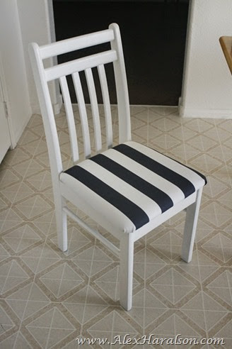 Kitchen Chair Redo7