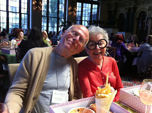 Ben and Sylvia Weinstock
