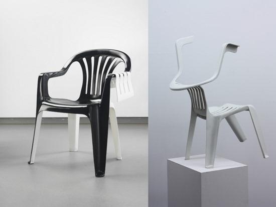 Cadeiras de plástico Bert Loeschner (3)
