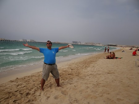 . Plaja in Dubai