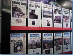 1478 Washington, D.C. - Newseum - Covering Katrina Exhibit