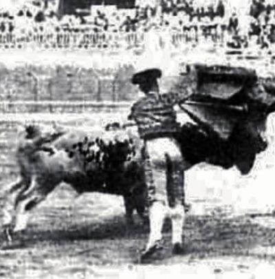 1911-09-14  (p.Nuevo Mundo) san Sebastian Veronica Bienvenida