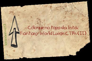 Fantasy World Luigis CTRs (lassoares-rct3)