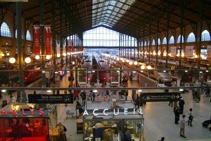 Gare du Nord, Paris 002