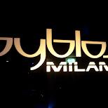 byblos milano in Milan, Milano, Italy