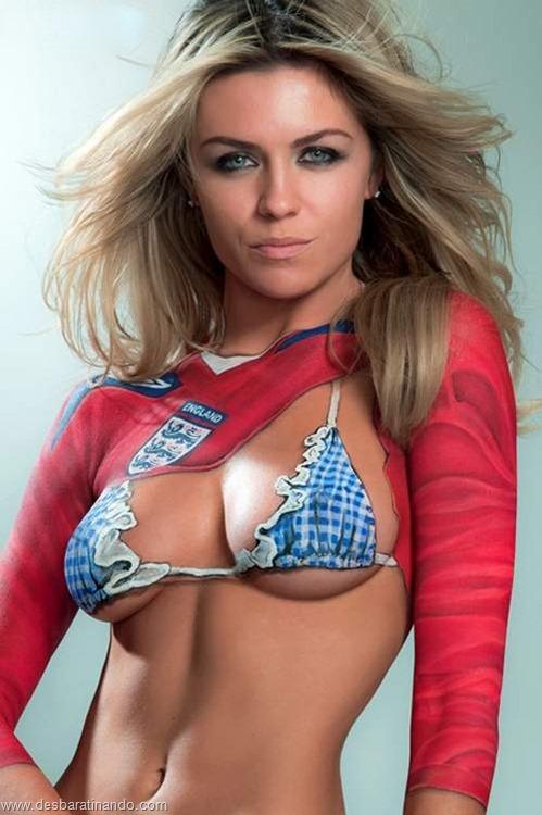 pintura corporal body art sexy hot lindas mulheres sensuais desbaratinando (36)
