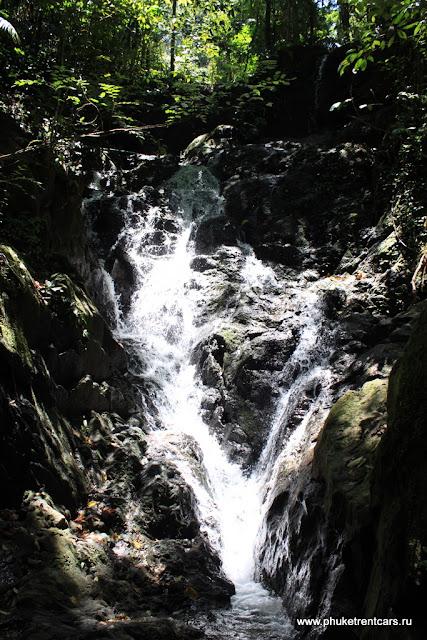 Водопад Тон Саи (Ton Sai Waterfall)