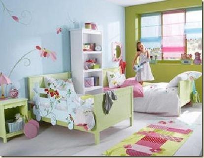 Fotos de dormitorios para niñas3