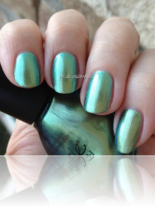 Nicole by OPI Mer-Maid for Each Other