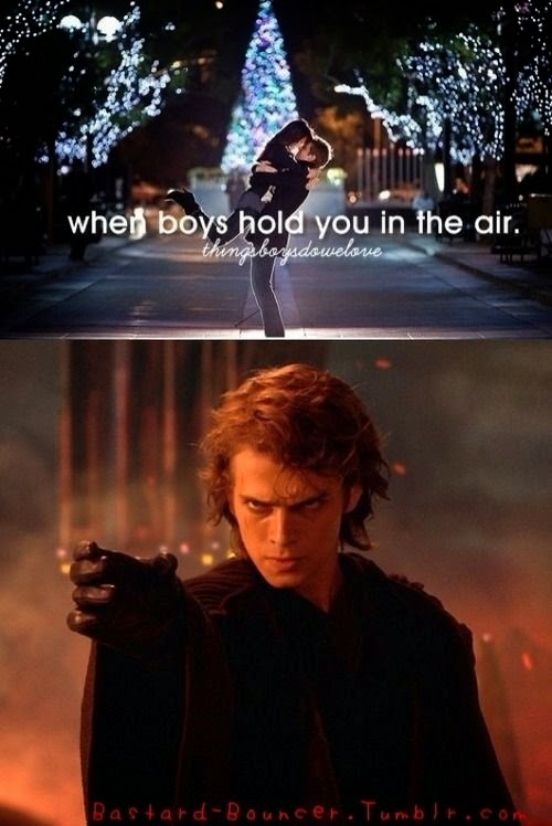 Well played, Anakin. Well played.