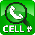 Cell Number Search icon