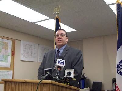 Washington County Attorney Brock