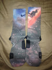 nike basketball elite lebron socks galaxy 2 04 Matching Nike Basketball Elite Socks for LeBron 9 Miami Vice