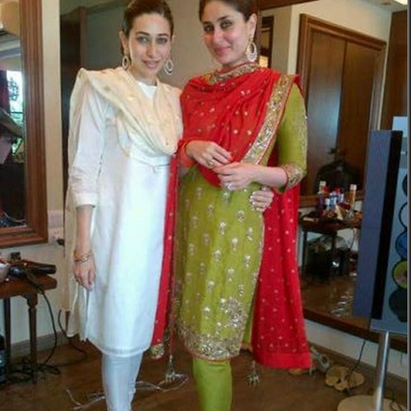 Kareena Saif Wedding Stills!