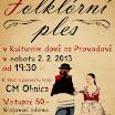 2013 - Folklorní ples