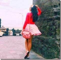 Gambar seksi Rozita Che Wan pakai skirt pendek 1