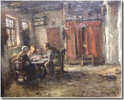 The Evening Meal 1898