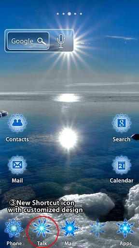 玩個人化App|[AL] Norwegian Fjord I Theme免費|APP試玩