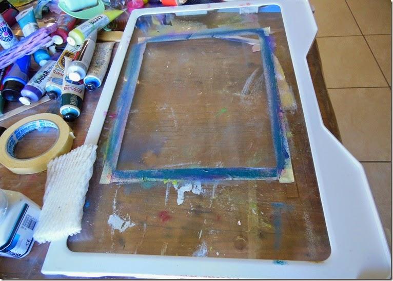 Plexi Glass Plate