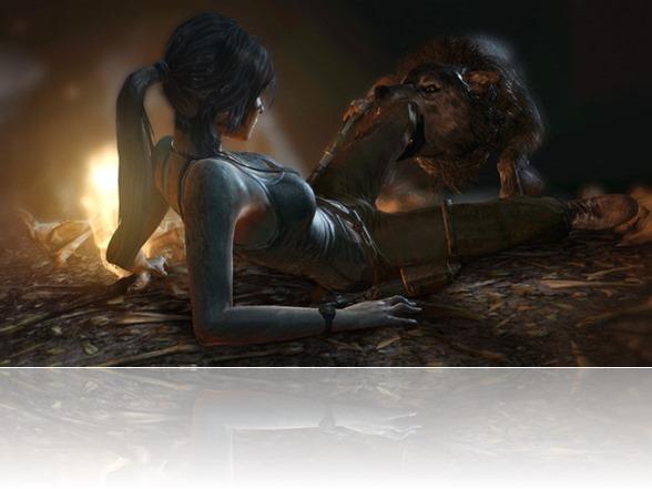 Novo tomb raider 2013 é um otimo game