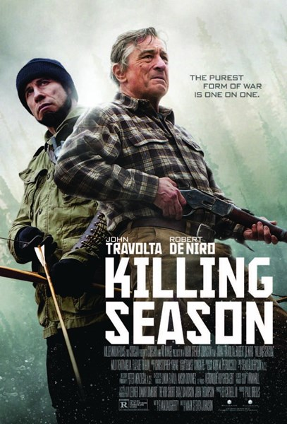 Av Zaman� | Killing Season | 2013 | 1080p | BluRay | x264 | DUAL