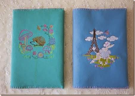 Embroidered Notebooks1