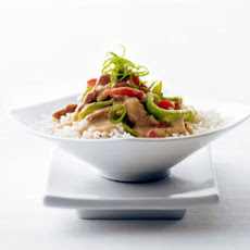 Asian-Style Pork Stir-Fry