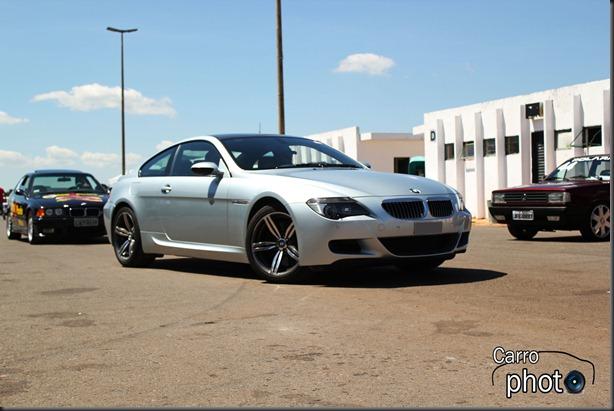 BMW M6 [1] com logo