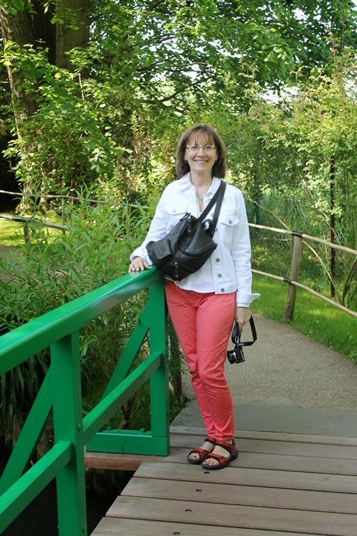 Monet's Garden 070