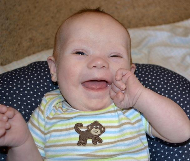 Daniel smile